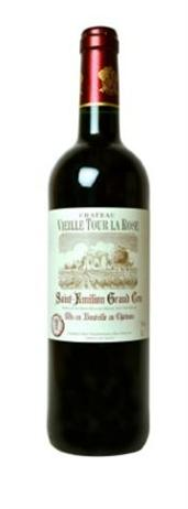 Chateau Vieille Tour La Rose Saint Emilion Grand Cru
